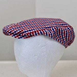 Baby Gap Flat Cap Newspaper Boy Golf Driving Hat